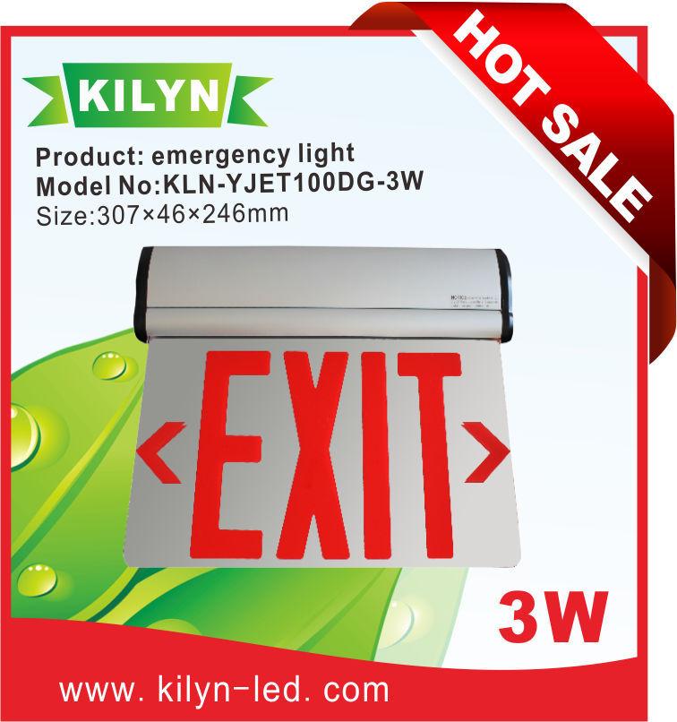 Indoor Lighting Indicator Safety Light Evacuation Warning