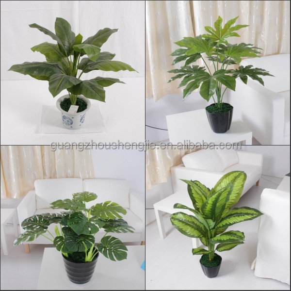 sjh012135 indoor ornamental plants fake pot plants small potted