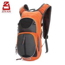 Large capacity waterproof camelback water backpack ventilated cycling hiking hydration pack with mobile phone pocket