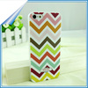 Full protection zebra print phone cases for iphone5/5s