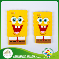 Nice appearance silicone heat resistant cell phone case cover