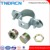 Explosion proof connector fitting locking clamp explosion proof stainless steel pipe band clamp