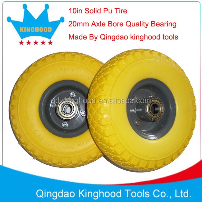 Rubber Wheel TUV CERTIFIED FACTORY