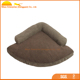 Triangle shaped soft warm sofa dog bed