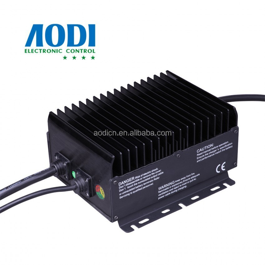 Replacement Delta-Q QuiQ 1500W High Frequency Industrial Battery Charger