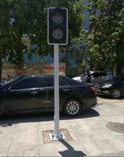 3.5m Height Light Pole with Anchor Bolts for Pedestrian Traffic Light