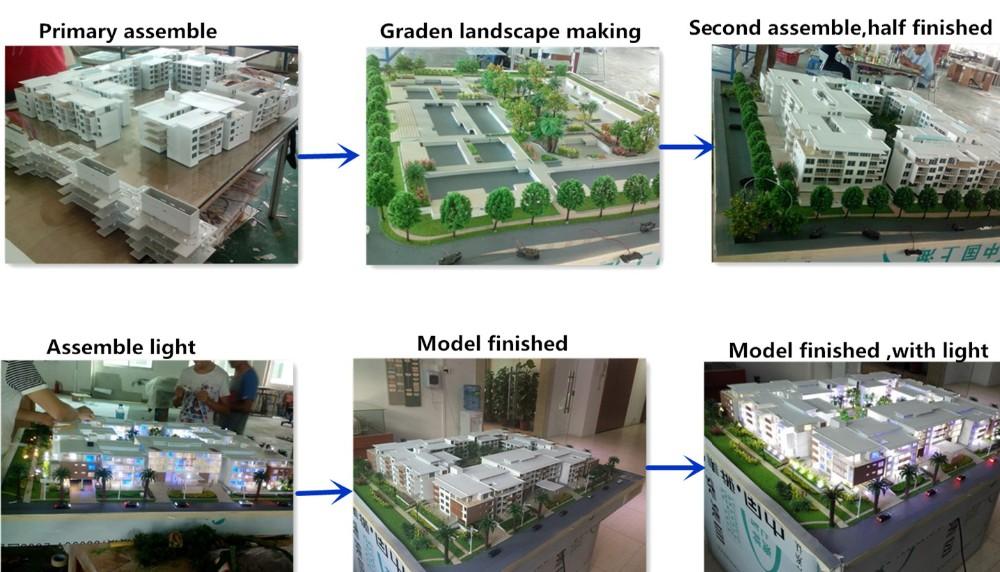 Interior Design Model Making / 3d House Model /3d