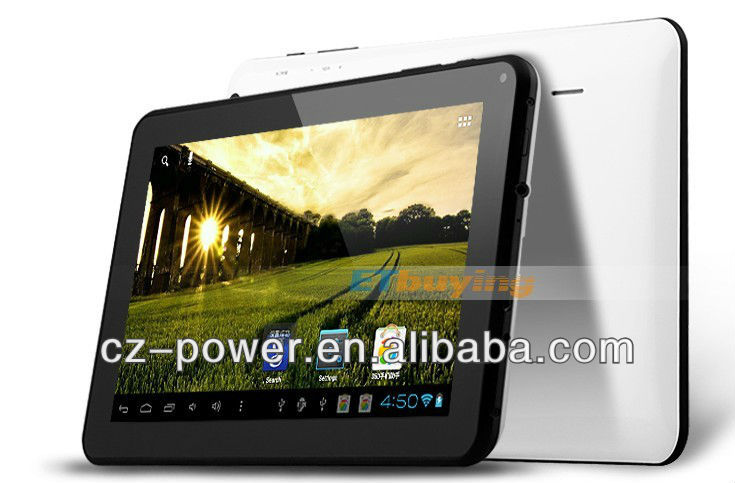 Cheapest! 9inch Allwinner A13 tablet PC Android4.0 Dual Camera 512MB RAM 8GB ROM Multi Point Touch capacitive screen
