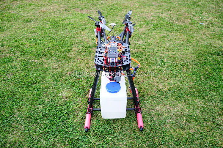1400 Folding/Foldable Quadcopter Octocopter Drone UAV Frame+Landing Gear for Plant Protection Payload 5-10KG