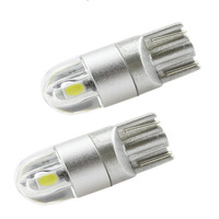China Universal Light T10 3030 Led Car Bulb W2w T10 2SMD Super Bright Led Dc 12v Lights Car Interior Lamp