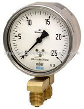 Wika Differential pressure gauge with capsule element Model 716.11