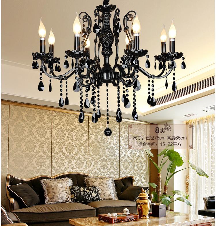Modern Black Chandelier Bedroom Caboche Chandelier Vintage