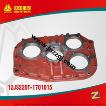 Best quality truck Gearbox rear cover 12JS220T-1701015