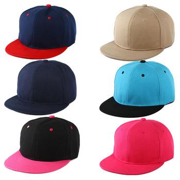 New Fitted Baseball Caps Flat Brim Plain Snapback Hat Bboy Fashion  Customized Sport Caps And Hats - Buy New Fitted Baseball Caps,Flat Brim  Plain