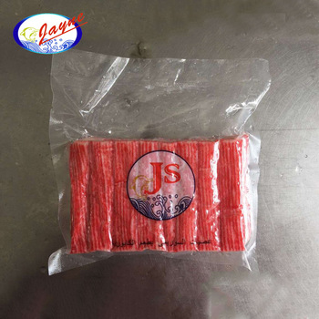 IQF or BQF frozen surimi crab stick with low price