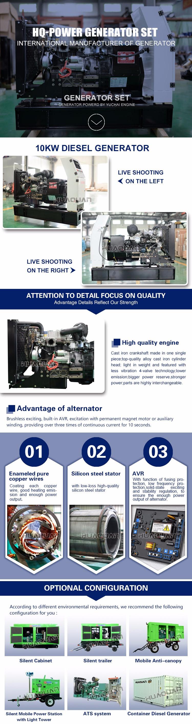 15 Kva 3 Phase 12kw Diesel Generator Set Price In Bangladesh Buy