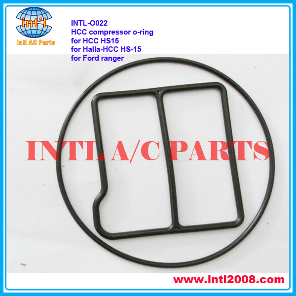 AC Gasket Seal kit A/C Compressor Gasket Oring O-ring rings kit for Halla-HCC HS-15 HS15