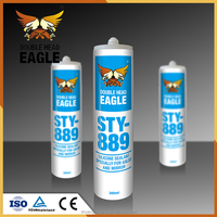 New Products Netural One Component Mirror Silicone Sealant