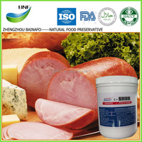 Natural food grade preservatives for smoked meat/bacon/sausage/beef/ham sausage