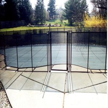 Znz Abnehmbare Schwimmbad Schutzzaun Kindersicherung Pool Zaun Buy