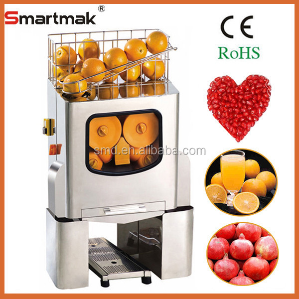 commercial orange juicer machine/automatic orange juicer machine/fruit juice extracting machines