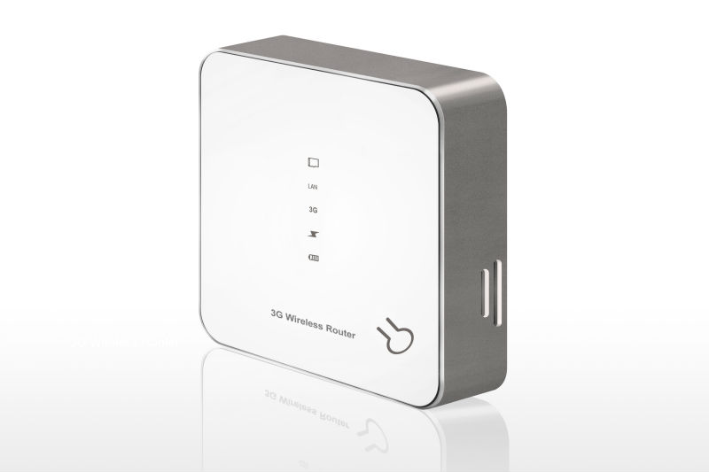3G strong signal wireless router with sim slot EVDO rev. A mini portable wifi router