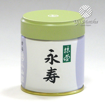 Marukyu Koyamaen EIJYU 40g tin Kyoto Uji Matcha Japan's top-grade brand matcha for tea ceremonies