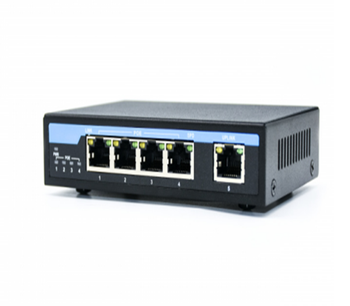 Best Multifunction 24 Ports Gigabit Managed POE Switch with Built-in Noiseless FAN