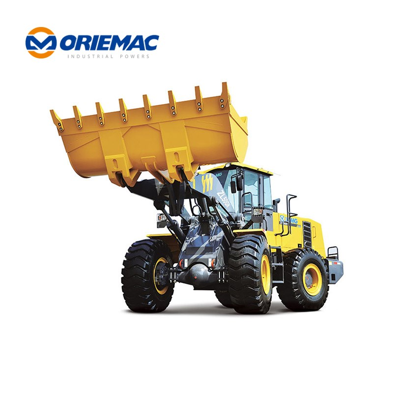 5 Ton Front End Loader Price XCMG ZL50GN / LIUGONG CLG856H / SANY SYL956H Chinese Wheel Loader for Sale