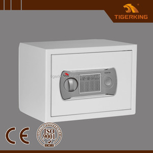 electronic touch screen safe deposit box for office use