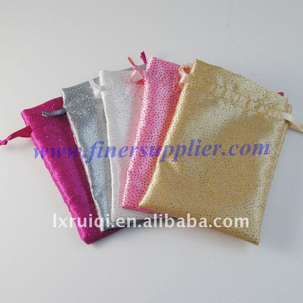 England fashion popular organza satin bag