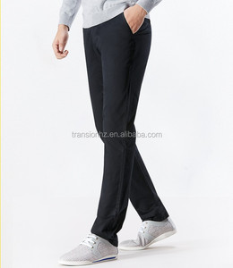 men's fashion cotton twill pant/casual long pant