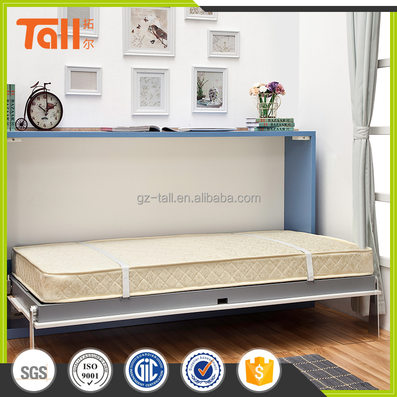 Vertical Sola Pared Muebles Cama Murphy Cama Plegable Cama Con ...