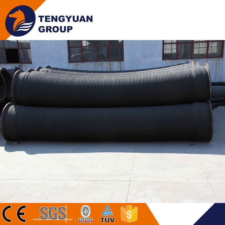 Industrial hydraulic dredging water suction and discharge hose