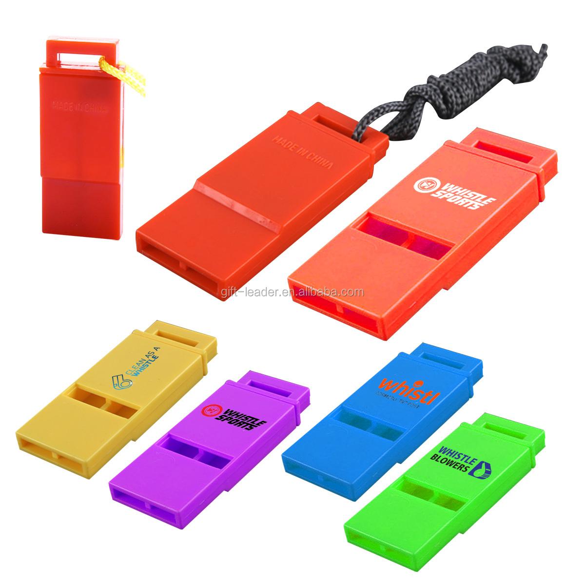 Mode funktion tragbare tasche nette beste preis smart neue stadion gym spiel kunststoff led rot licht keychain kompass sport pfeife