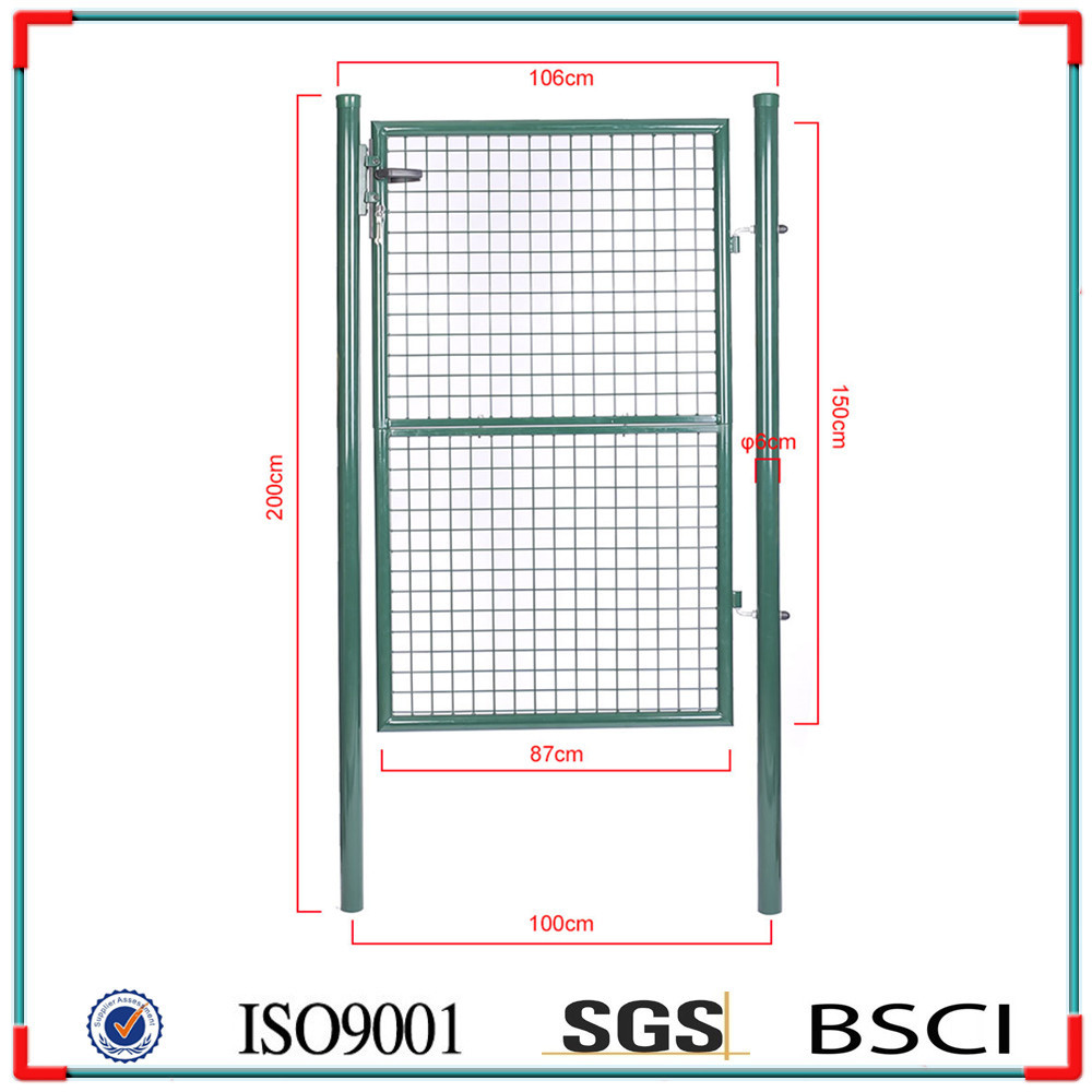 2016 New Products Mesh Removable Pool Garden Gate