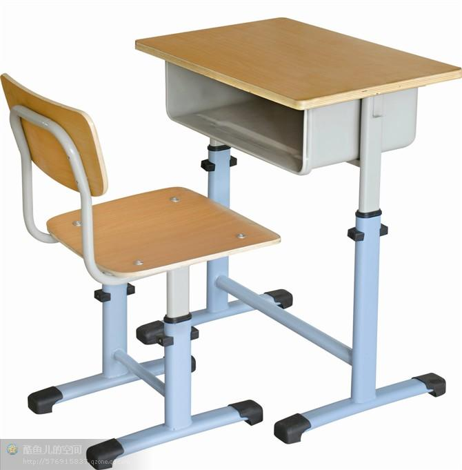Modern Study Table And Chair Single / Double Design For Students Usage Part 70