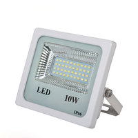 10W 1000LM 6500K IP65 Outdoor Lamp 50000H Life Time Led Flood Light