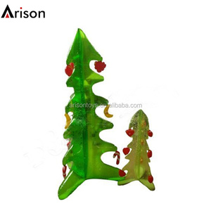 Beautiful inflatable christmas tree toy for decoration