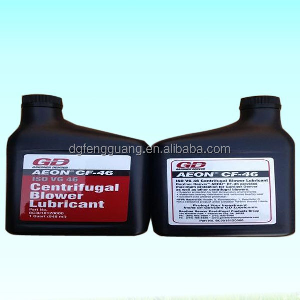 oil lubricant for air compressor screw lubricant oil