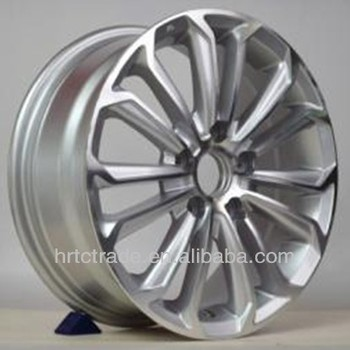 16*6.5 Replica Alloy Wheel Rim For Toyota Corolla - Buy 16*6.5 ...