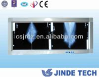 x ray Observe light for Mammography x ray