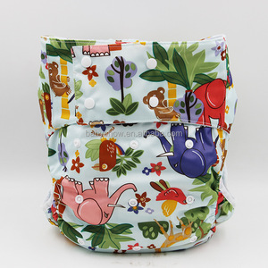 Incontinence pants print cloth nappy,Free Adult cloth diaper sample,reusable waterproof PUL fabric adult diaper for the disable