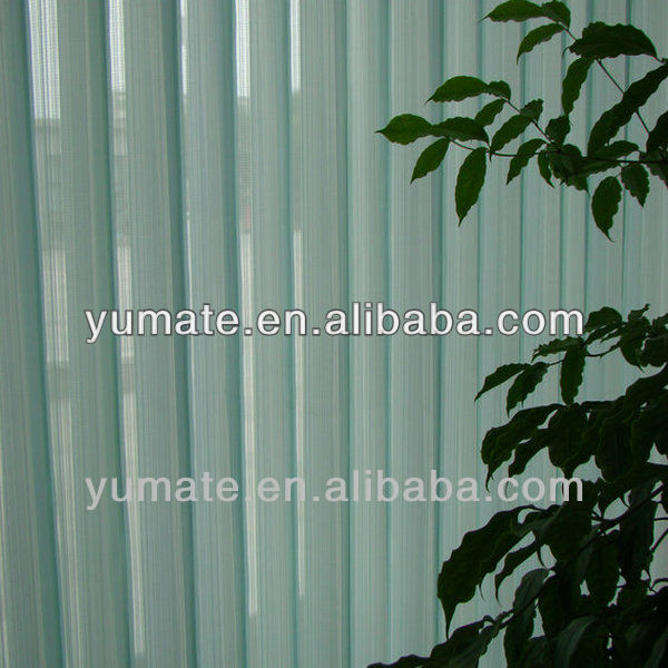 YUMA latest vertical blind and roller blind for window