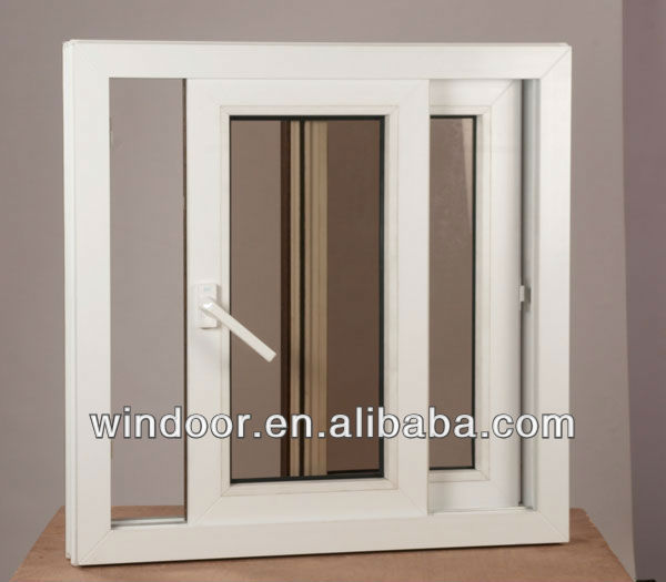 pvc schiebet ren kellerfenster mit insektenschutz track fenster mit fliegengitter f r haus. Black Bedroom Furniture Sets. Home Design Ideas