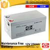 competitive quality 12v sealed maintenance free vehicle batteries