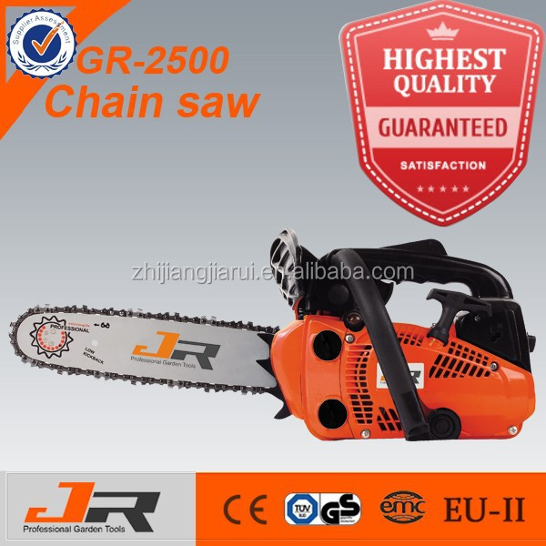 25cc small high quality chinese chainsaw