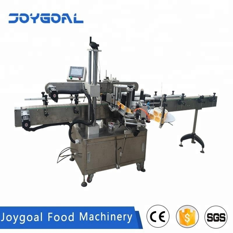 Shanghai Joygoal Fabriek automatische etikettering machine geautomatiseerde label drukmachine roll sticker plastic zak label machine
