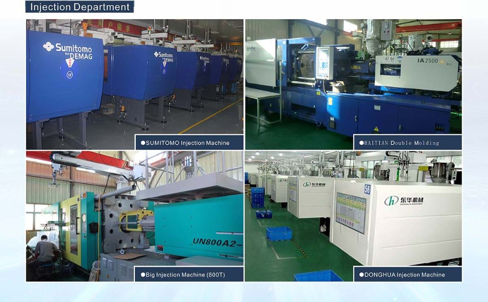 Plastic Mold Of Vending Machine Enclosures Manufacture And ...