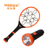 household items flyflap pest killer equipment rechargable fly mosquito killer with torch
